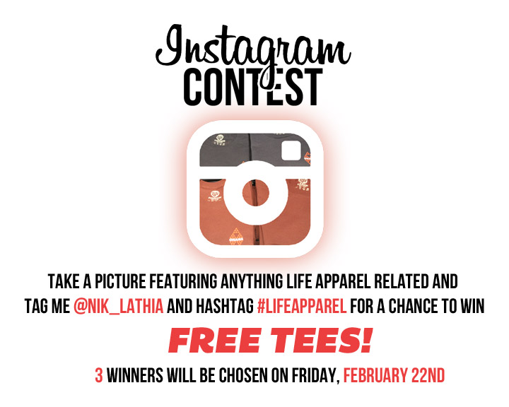 Instagram Contest