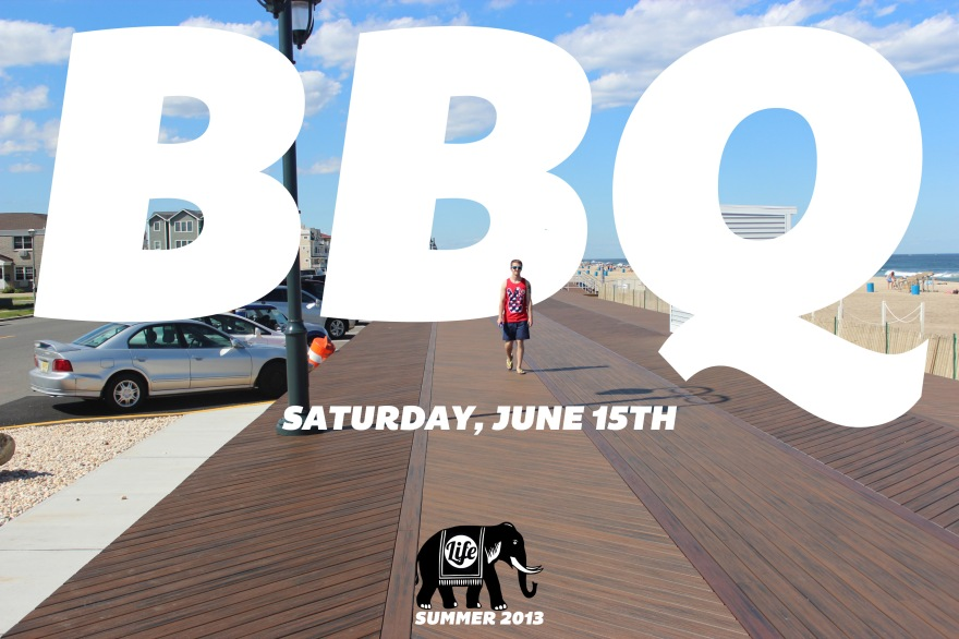 BBQ Event Banner