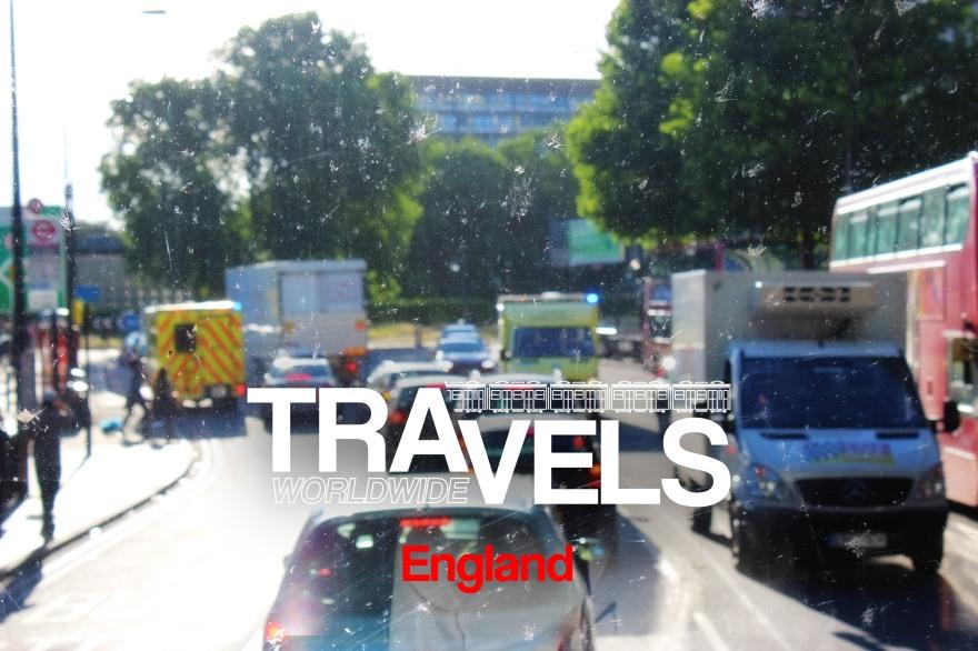 Travel Cover - England